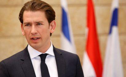 Avusturya Başbakanı Sebastian Kurz