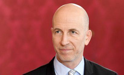 Avusturya Çalışma Bakanı Martin Kocher