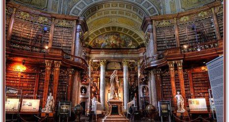 Avusturya Milli Kutuphanesi