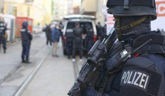 Avusturya polisi
