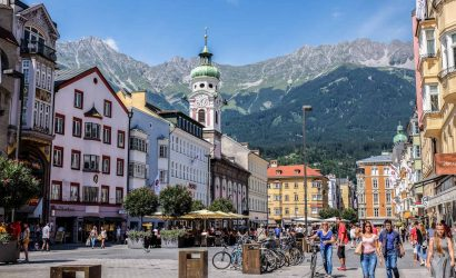 Avusturya turist