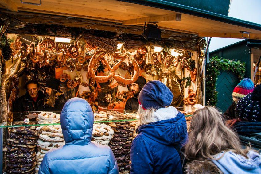 Avusturyada market
