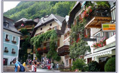 Hallanstatt Avusturya