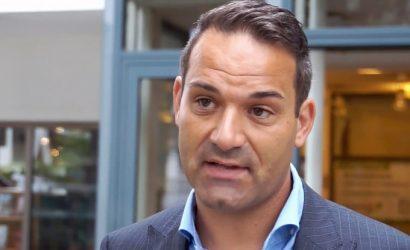 Tirol Ticaret Odası Başkanı Christoph Walser