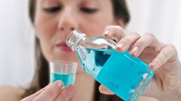 ağız gargarası
